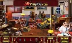 Free Hidden Object Games - The Mummy screenshot 3/4