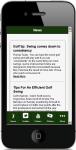 Golf Swing Tips 2 screenshot 2/5
