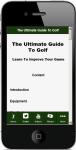 Golf Swing Tips 2 screenshot 4/5