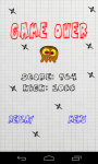 Bubble gum: Ninja star avoider screenshot 6/6
