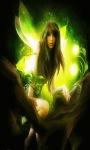 Fairy In Night Live Wallpaper screenshot 1/3