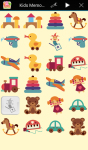 Kids Memory Preschool Game screenshot 2/6