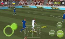 Ultimate Football Real Soccer screenshot 2/5