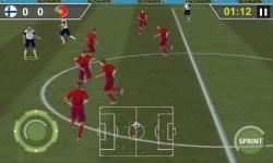 Ultimate Football Real Soccer screenshot 4/5