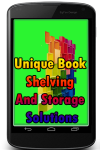 Unique Book Shelving And Storage Solutions screenshot 1/3