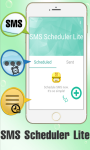 SMS Scheduler Lite Free screenshot 3/4