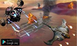 Alien Jet Battleship screenshot 5/6