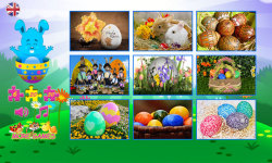 Puzzles for kids Easter screenshot 2/6