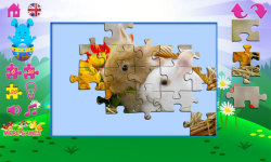 Puzzles for kids Easter screenshot 5/6