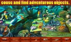 Adventure Case Hidden Objects screenshot 2/3