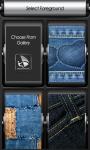 Best Jeans Zipper Lock Screen screenshot 3/6