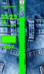 Best Jeans Zipper Lock Screen screenshot 5/6