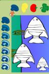 Colouring Fish screenshot 2/2