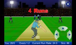 Power CricketT20 screenshot 3/5