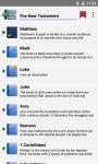 Bible BBE: Bible in Basic English screenshot 1/5