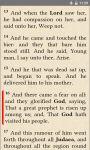 Bible BBE: Bible in Basic English screenshot 2/5