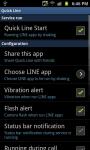 Quick LINE screenshot 1/3
