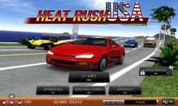 Heat Rush USA screenshot 1/3