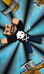 Kick the Pixel Bully 3D screenshot 1/4