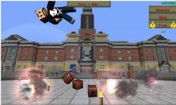 Kick the Pixel Bully 3D screenshot 2/4