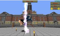 Kick the Pixel Bully 3D screenshot 3/4