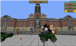Kick the Pixel Bully 3D screenshot 4/4