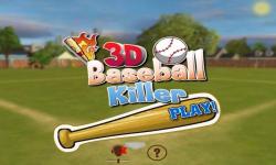 3D Baseball Killer screenshot 3/4