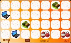 Memory Game For Kidss   screenshot 3/6