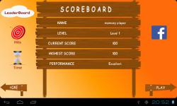 Memory Game For Kidss   screenshot 6/6