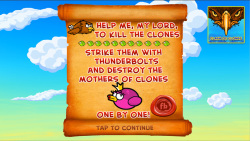 Clash of Clones / Kill birds screenshot 1/5