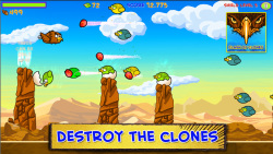 Clash of Clones / Kill birds screenshot 3/5