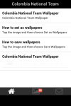 Colombia National Team Wallpaper screenshot 2/5