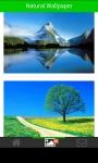 Natural Wallpapers screenshot 1/6