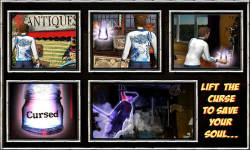 Free Hidden Object Games - The Cursed screenshot 2/4
