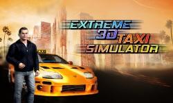 Extreme 3D Taxi Simulator screenshot 1/5