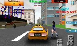Extreme 3D Taxi Simulator screenshot 2/5