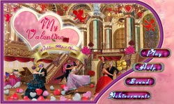 Free Hidden Object Game - My Valentine screenshot 1/4