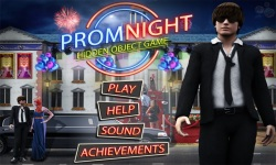 Free Hidden Object Game - Prom Night screenshot 1/4