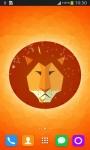 Lion Clock screenshot 2/6