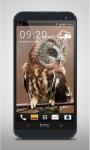 Mysterious Owl Live Wallpaper screenshot 1/3