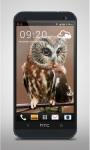 Mysterious Owl Live Wallpaper screenshot 2/3