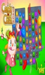 Candy crush puzzle tale screenshot 1/6