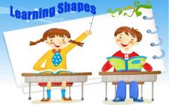 Kids Learning Shapes Name screenshot 2/3