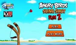 Angry Birds Slingshot Fun 2 screenshot 1/4