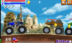 MONSTER TRUCK ASSAULT v1 screenshot 2/4