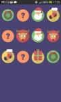 Christmas Memory Game Clover Software screenshot 1/4