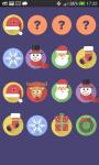 Christmas Memory Game Clover Software screenshot 4/4