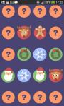 Christmas Memory Game Clover Software screenshot 3/4