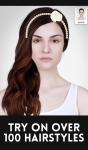 Hair Style - real haircut for long and short hair screenshot 1/5