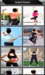 Fitness Girl Photo Montage Free screenshot 2/6